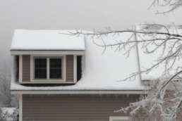 Dangers of Freezing Under Shingles and Membranes